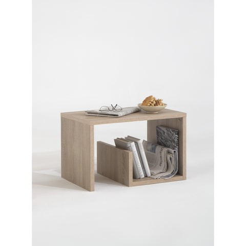 'Mike' Designer Bedside / End Table Range. Wood Finish. Choice of Colour.