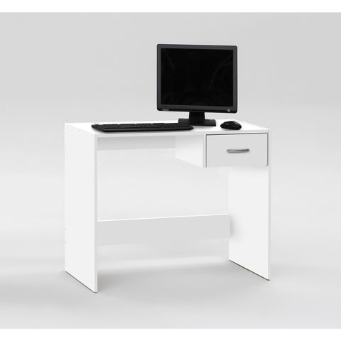 Kids/Students/Basic Adult PC Computer Desk, Reversible, With Drawer. Pascal., [product_variation] - Freedom Homestore