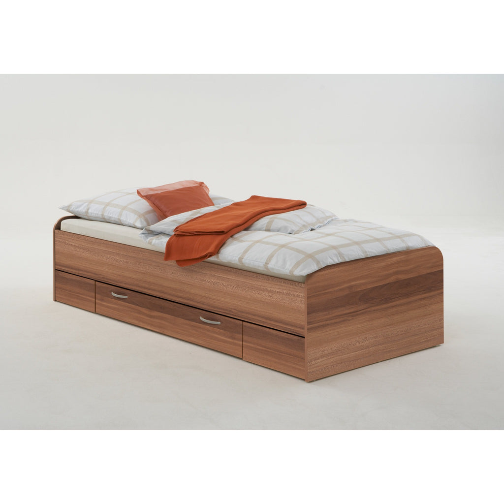 *Clearance* Pedro Guest Beds Single w/Drawer Or Twin Hidden Bed 3ft, [product_variation] - Freedom Homestore