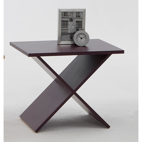 'Phil' Designer Bedside / End Table Range. Wood Finish. Choice of Colour.