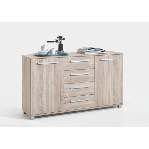 """Ria"" Large Sideboard Console Cabinet Chest With Drawers & Cupboard, [product_variation] - Freedom Homestore"