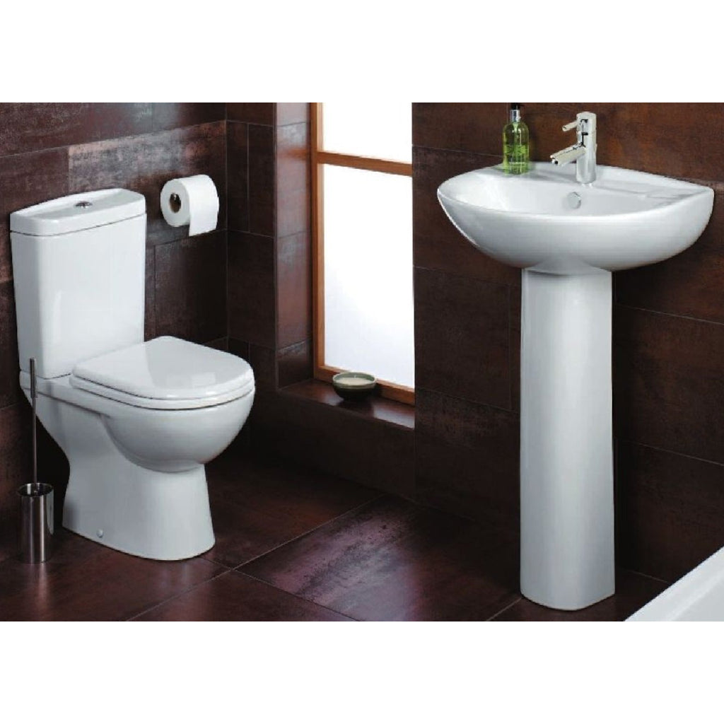 Clearance - Tavistock Ceramic Bathroom Sink / Wash Hand Basins., [product_variation] - Freedom Homestore