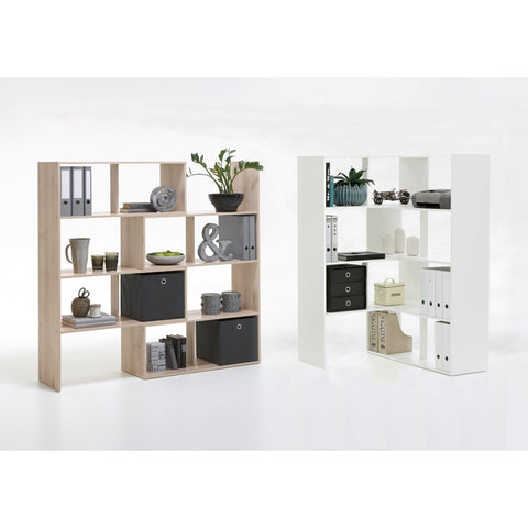"'Mega' Range - ""Stretch-1"" Expanding Display Shelving / Bookcase. Room Divider."