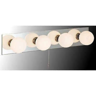 Peachy Marco Tielle Hollywood 4 Globe Over Mirror Bathroom Wall Light Ip44 Home Interior And Landscaping Fragforummapetitesourisinfo