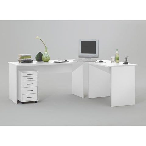 ASSEMBLY INCLUDED 'Tillie' Large Corner Fit Computer/PC Desks/Tables, [product_variation] - Freedom Homestore