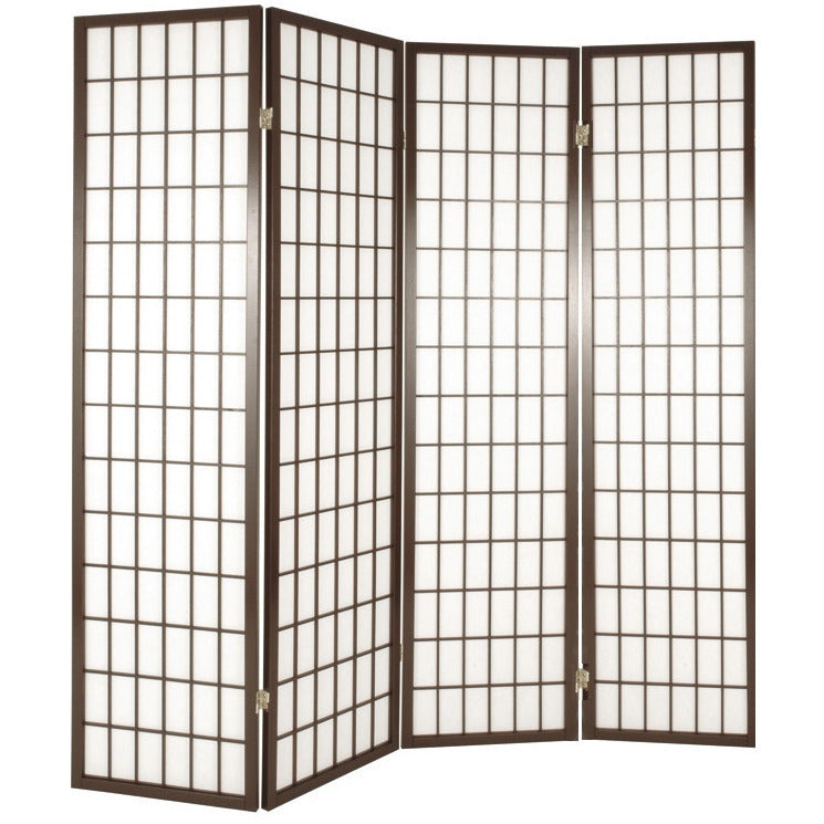 Tokyo Japanese Style Room Divider Privacy Screen Colour Choice