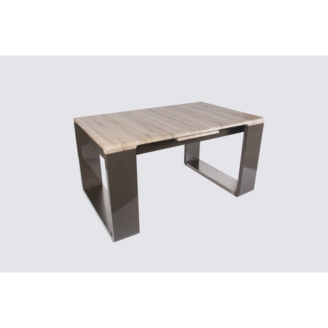 "MCA ""Andy"" High-Gloss Designer Extending Coffee Table in Choice of Finish., [product_variation] - Freedom Homestore"