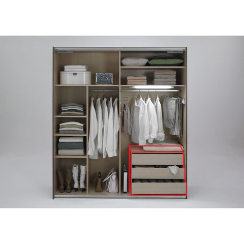 Qmax German Bedroom Furniture - Wardrobe Accessories, [product_variation] - Freedom Homestore