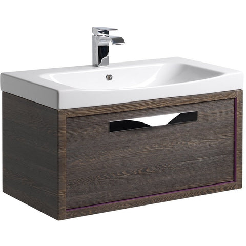 *Clearance* Roper Rhodes 'Breathe' Wall Mounted Bathroom Vanity Unit With Sink. BRE800, [product_variation] - Freedom Homestore