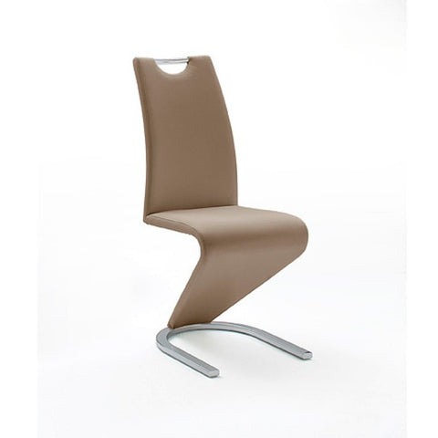 "DESIGNER ""Amado"" Z-Shape Dining Chairs, Pack of 2. Choice of Colour., [product_variation] - Freedom Homestore"