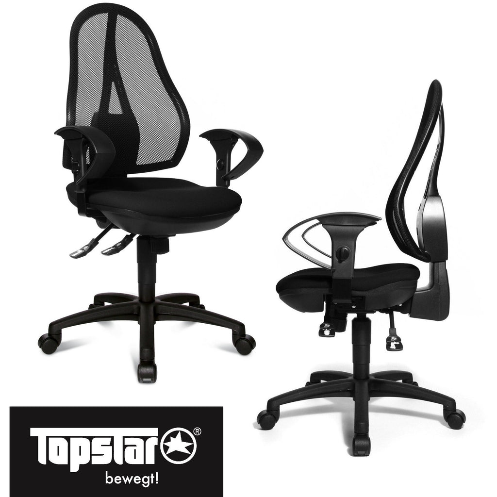 TopStar Premium Office Chair - Open Point SY - OP20UG20E - Mesh Back