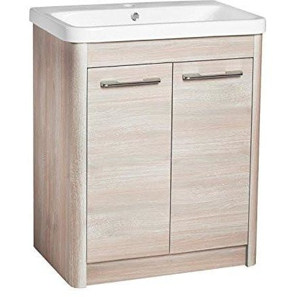 *Clearance* Roper Rhodes 'Contour' Floor Standing Bathroom Vanity Unit With Sink., [product_variation] - Freedom Homestore