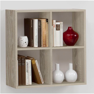 """Dori"" Squares Wall Shelf / Bookcase. Display Shelving Unit. Choice of Colour., [product_variation] - Freedom Homestore"