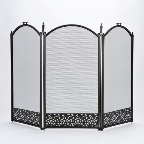 Inglenook Fire Guard, Hot Ash Spark Screen. Two Styles. Fireplace Companion., [product_variation] - Freedom Homestore