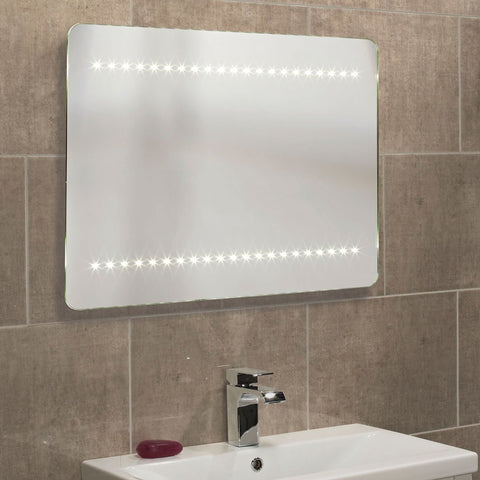 "Roper Rhodes ""Flare"" Illuminated LED Bathroom Mirror., [product_variation] - Freedom Homestore"