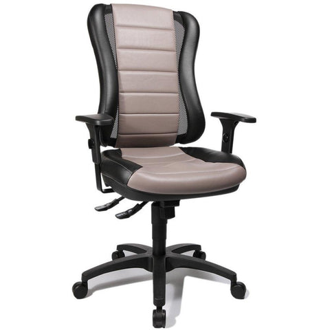 TopStar Premium Office Chair Head Point 30 RS. HE30PS103E Faux Leather Executive