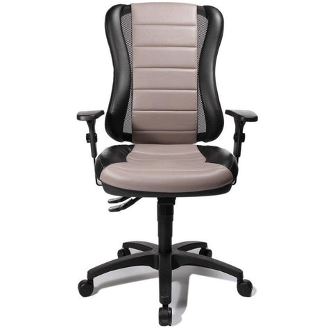 TopStar Premium Office Chair Head Point 30 RS. HE30PS103E Faux Leather Executive, [product_variation] - Freedom Homestore