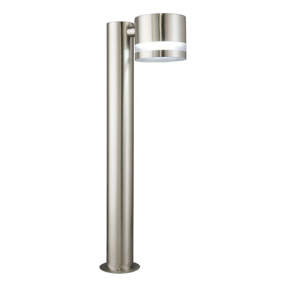 *CLEARANCE* Searchlight Low Energy 1554SS Garden Bollard Post Outdoor Lighting, [product_variation] - Freedom Homestore