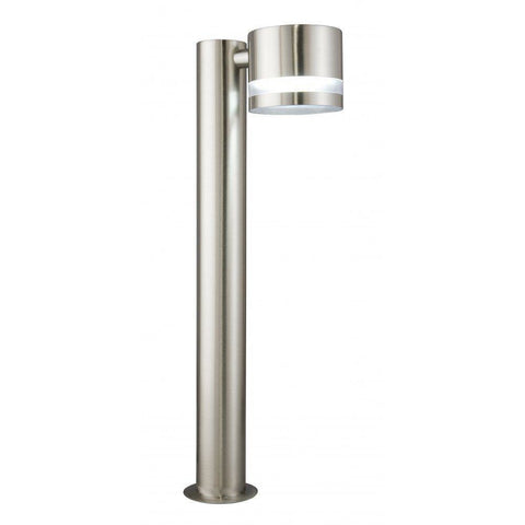 *CLEARANCE* Searchlight Low Energy 1554SS Garden Bollard Post Outdoor Lighting
