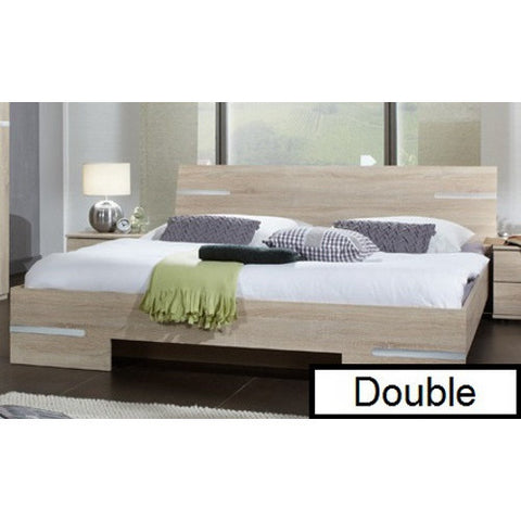 Qmax 'City' Range German Made Bedroom Furniture. Light Oak., [product_variation] - Freedom Homestore