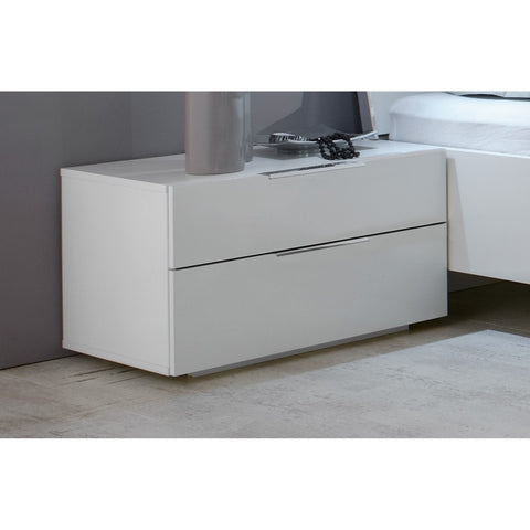 Qmax 'Medway' Range, German Made Bedroom Furniture. White Finish, [product_variation] - Freedom Homestore