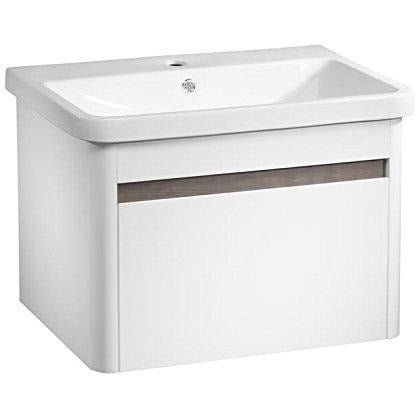 *Clearance* Roper Rhodes 'Refresh' 70cm Wall Mounted Bathroom Vanity Unit With Sink., [product_variation] - Freedom Homestore