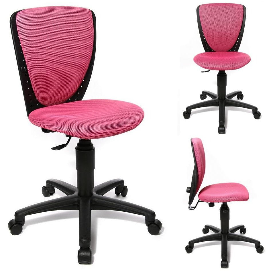 TopStar Premium Kids Office Chair - High S'cool (School) Gas Lift Children Teen, [product_variation] - Freedom Homestore