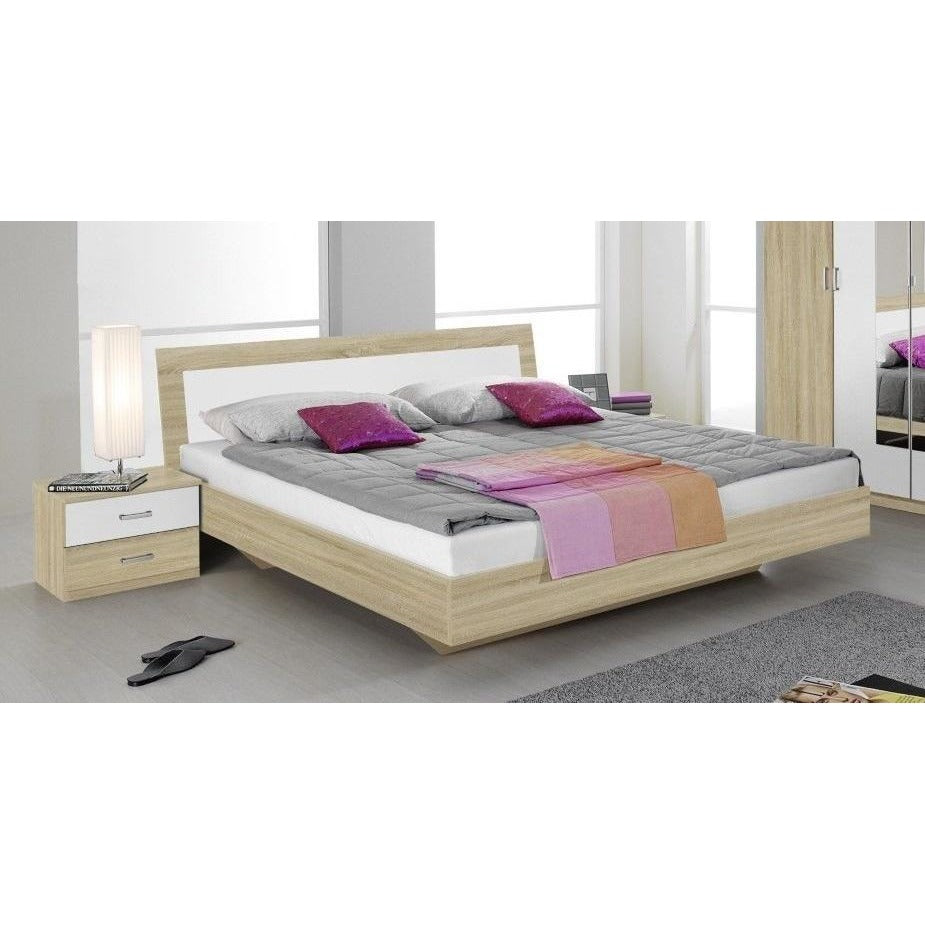 Rauch 'Trevi' Range German Made Bedroom Furniture. Sonoma Oak & Alpine White, [product_variation] - Freedom Homestore