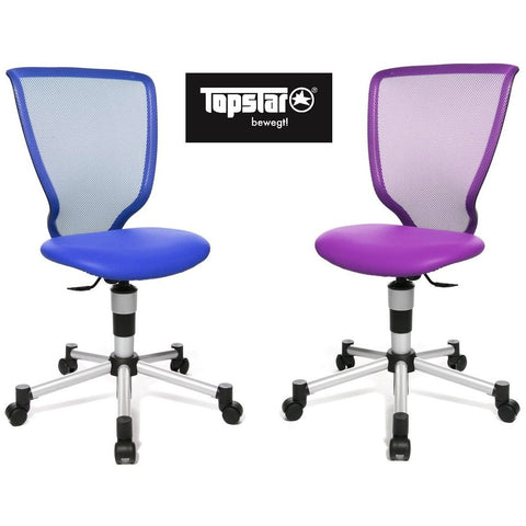TopStar Premium Kids Office Chair - Titan Juniour Gas Lift Children Teen