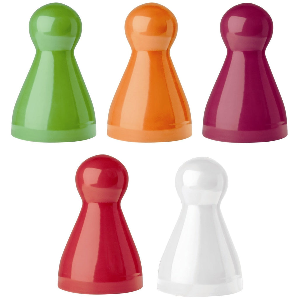 Skittle Chess Pawn Glass Table Lamps
