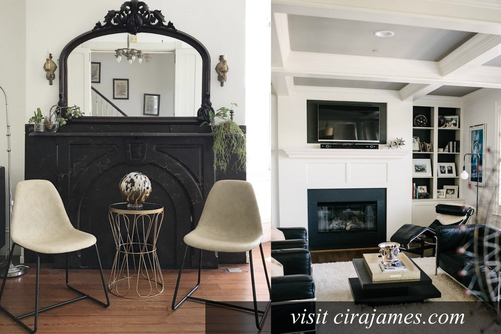 Interior Designer Cira James on DLK