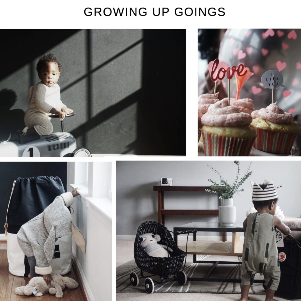 DLK featured on Growing Up Goings