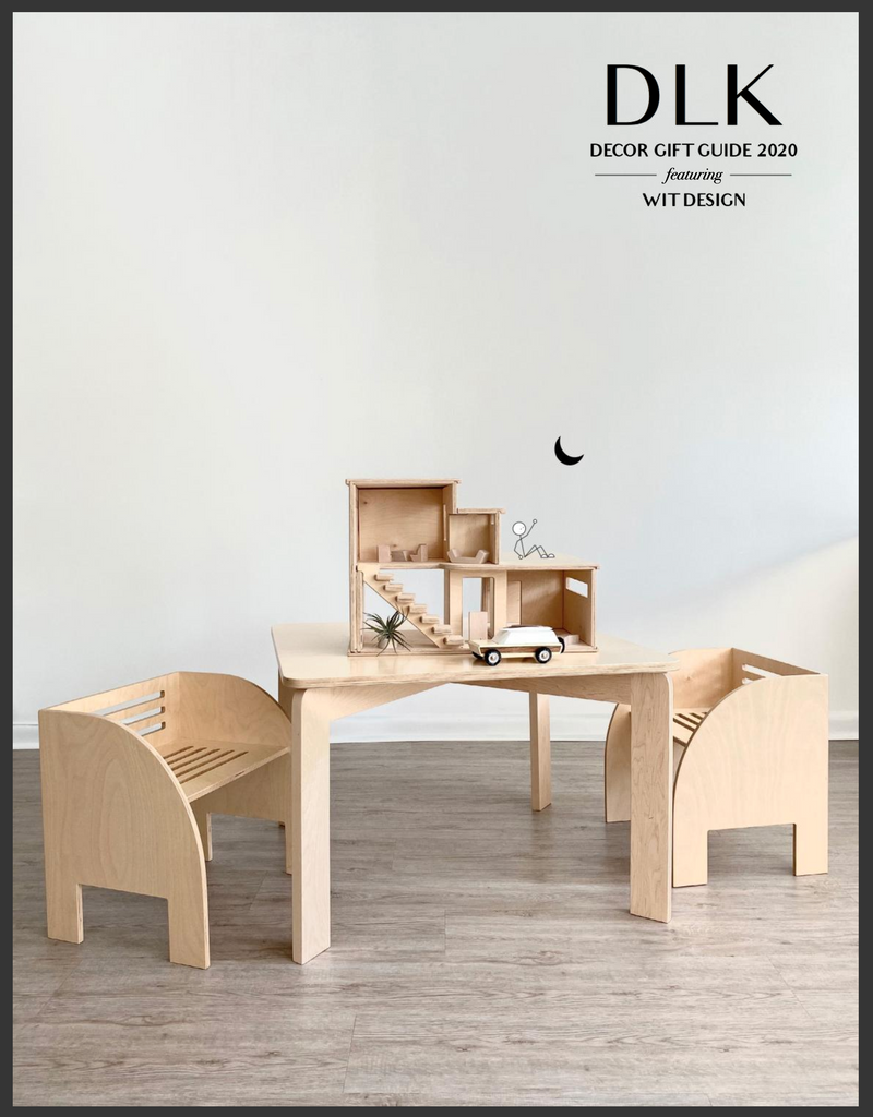 Design Life Kids Holiday Gift Guide