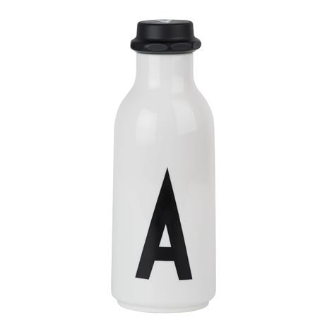 Design Letters Arne Jacobsen Drinking Bottle on DLK