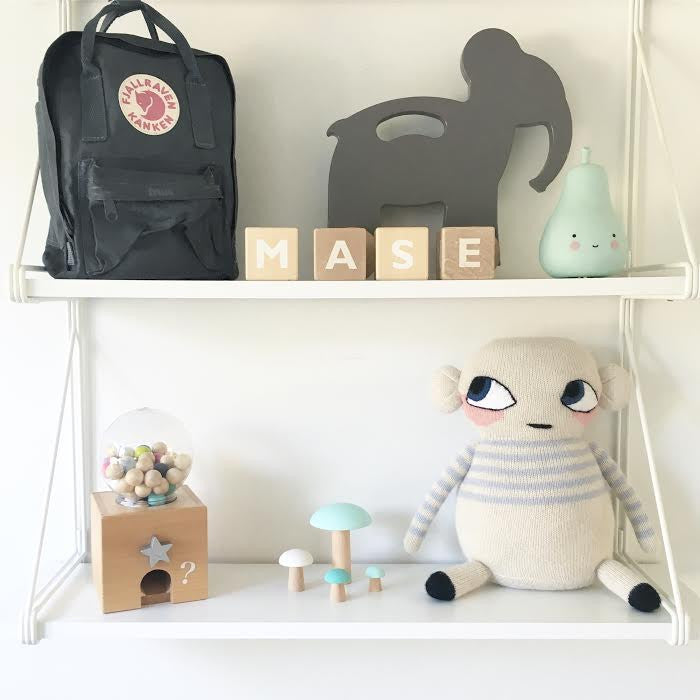 Modern Kids Decor on DLK