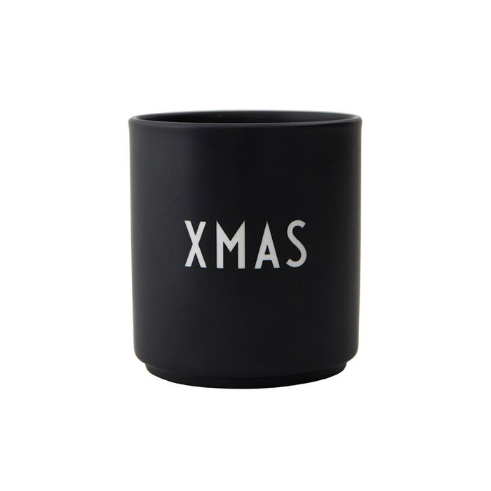 Design Letters Black Xmas Favorite Cup on Design Life Kids
