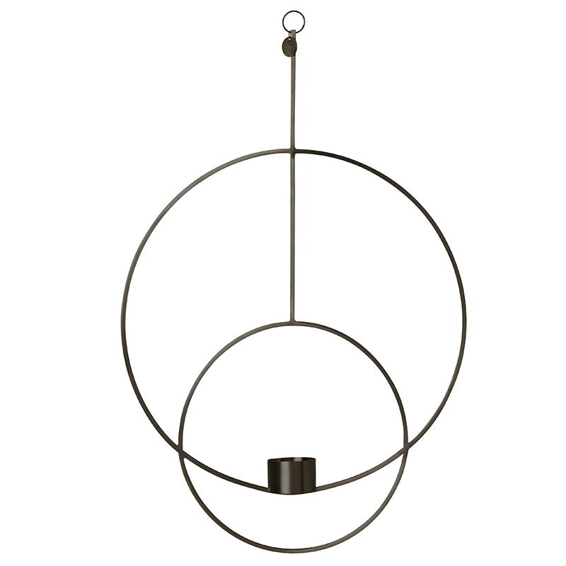 Ferm Living Hanging Tea Light on DLK | designlifekids.com