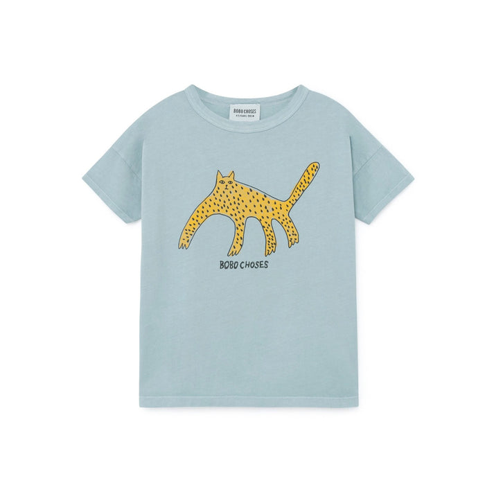 Bobo Choses Leopard T-Shirt at Design Life Kids