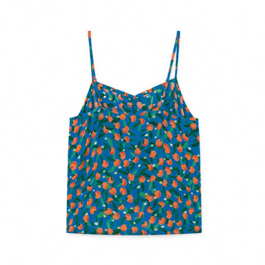 Bobo Choses All Over Oranges Tank Top at Design Life Kids