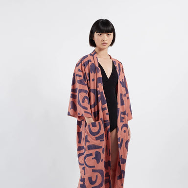 Bobo Choses Abstract Kimono on Design Life Kids