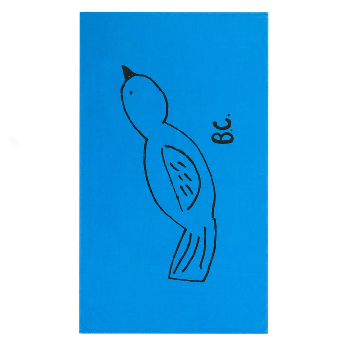 Bobo Choses Bird Beach Towel at Design Life Kids