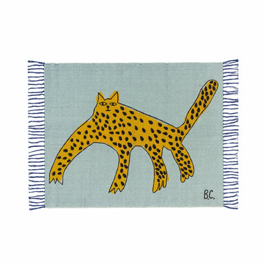 Bobo Choses Leopard Rug at Design Life Kids