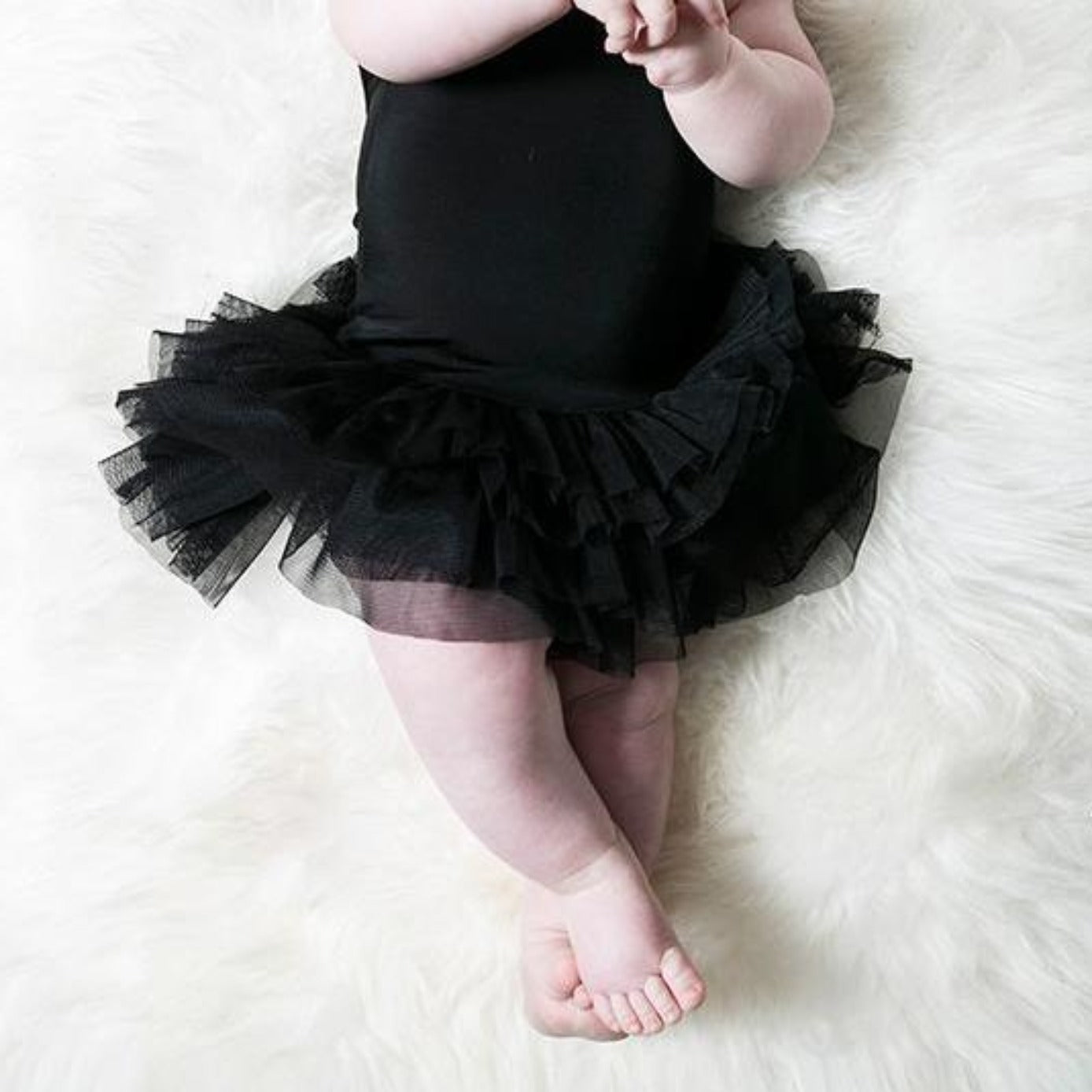 The Tiny Universe Body Ballerina Short Sleeves on DLK | designlifekids.com