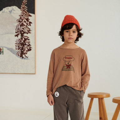 Weekend House Kids Gondolier Long Sleeve Tee Shirt on Design Life Kids