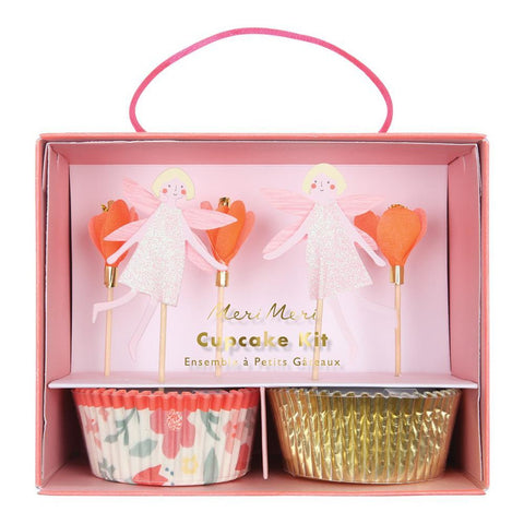 Meri Meri Fairy Cupcake Kit on DLK | designlifekids.com