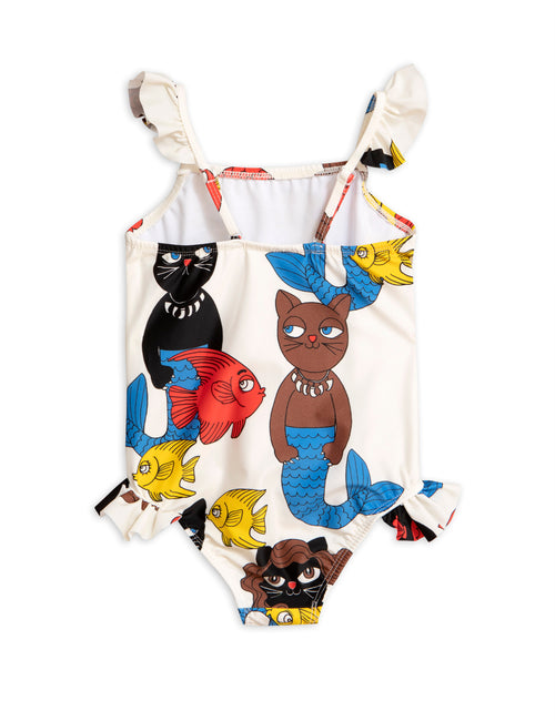 mini rodini cat mermaid swimsuit on DLK