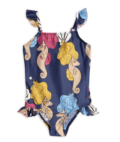afddaff230 Mini Rodini Seahorse Wing Swimsuit on DLK | designlifekids.com