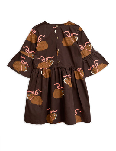 Mini Rodini Guinea Pig Dress on Design Life Kids