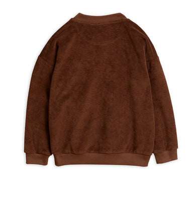 Mini Rodini Stay Weird Terry Sweatshirt on Design Life Kids