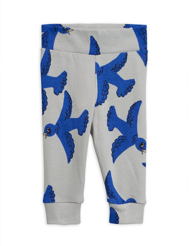 Mini Rodini Flying Bird Leggings on Design Life Kids